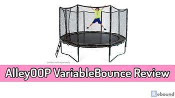 AlleyOOP VariableBounce Trampoline Review