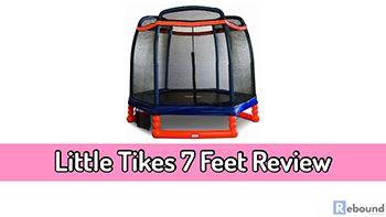 Little Tikes 7 Feet Trampoline Review