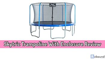 Skytric Trampoline With Enclosure Review