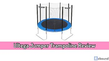 Ultega Jumper Trampoline Review
