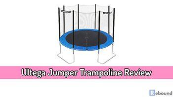 Ultega Jumper Trampoline Review
